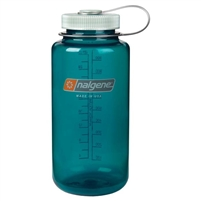 WIDE MOUTH 1QT NALGENE-TROUT GREEN