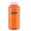 WIDE MOUTH 1QT NALGENE-ORANGE