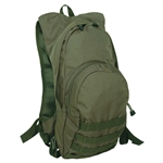 MILITARY STYLE HYDRATION PACK