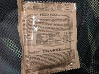 MRE Pizza Slice with Pepperoni