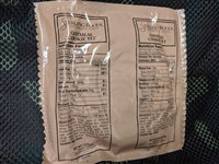 MRE OATMEAL COOKIE