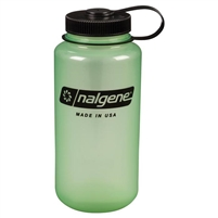 WIDE MOUTH 1QT NALGENE-GLOWING