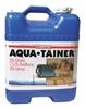 7 GALLON AQUATAINER WATER JUG