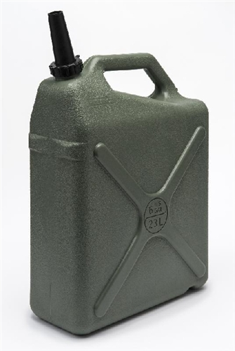 6 Gallon Desert Patrol Water Jug