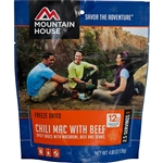 MOUNTAIN HOUSE CHILI MAC W/BEEF