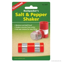 Backpack Salt & Pepper Shaker