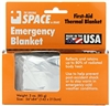 SPACE BRAND EMERGENCY BLANKET