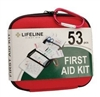 LIFELINE 53PC FIRST AID KIT