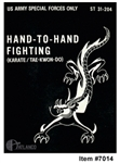 HAND - TO - HAND FIGHTING