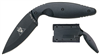 Ka-Bar Large TDI Plain Black Knife