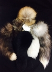 Mixed Fur Tails on Chain