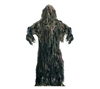 5 PIECE CAMOUFLAGE GHILLIE SUIT
