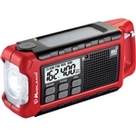 Weather Alert Emergency Radio/Flashlight