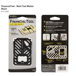BLACK FINANCIAL TOOL by Nite Ize
