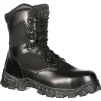 "Rocky 8"" Side Zip Alpha Force Boot"