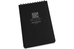 "Rite In The Rain All Weather 4'' X 6"" Pocket Notebook - Black"