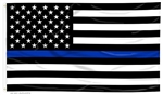Thin Blue Line USA Flag - 3'x5'