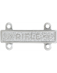 No-Shine Rifle Qualification Bar