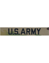 """U.S. Army"" Scorpion Tape with Velcro"