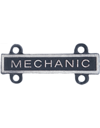 Silver Oxide Mechanic Qualification Bar