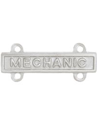 No-Shine Mechanic Qualification Bar