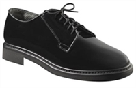 Hi-gloss Navy Oxford Low Quarter