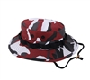 ROTHCO RED CAMO BOONIE HAT