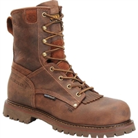 "Carolina Men's 8"" Waterproof Composite Toe Boot"
