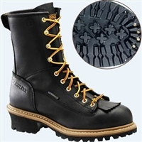 "Carolina 8"" Waterproof Logger Boots"