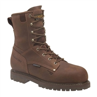 "Carolina 8"" Insulated Waterproof Work Boot"