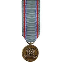 AIR FORCE GOOD CONDUCT MINI MEDAL