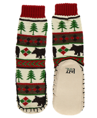 MUKLUK SLIPPERS-BEAR ESSENTIALS