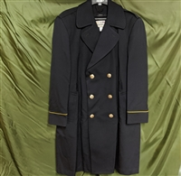 MARLOW WHITE OFFICERS COAT-48R