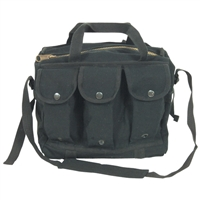 CANVAS MAG SHOOTER'S BAG