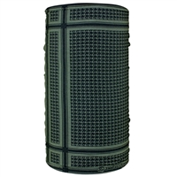 MOTLEY TUBE HOUNDSTOOTH OLIVE