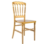 NAPOLEON GOLD WOOD CHAIRS, Wholesale Napoleon Chairs