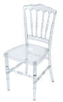 NAPOLEON CRYSTAL RESIN CHAIRS, Wholesale Napoleon Chairs