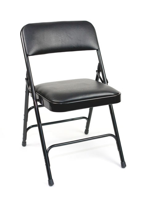 CheapVinyl l Folding Chairs Free Shipping Padded discount Metal Folding Chai