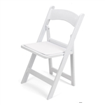 Wedding White Folding Chairs Wholesale prices