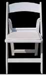 WHITE RESIN FOLDING CHAIRS ON SALE