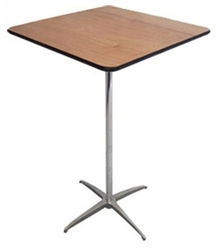 "<SPAN style=""FONT- WEIGHT:bold; FONT-SIZE: 11pt; COLOR:#008000; FONT-STYLE:"">36"" Square KD Table w 2 Poles <SPAN>"