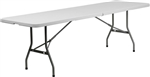"30 x 72"" BiFold Discount Prices on plastic folding table, Plastic folding tables,"