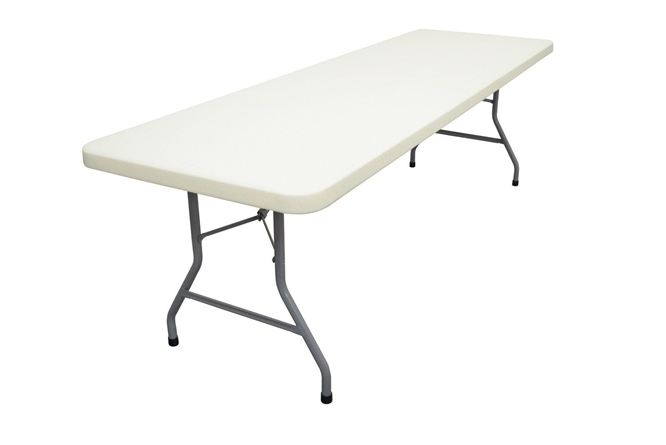 Cheap Banquet Plastic Folding Tables - 30 x 72 Plastic Folding Tables