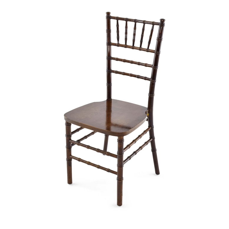 FRUITWOOD WEDDING CHIAVARI HARDWOOD CHAIR ...