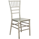 CHAMPAGNE Resin Chair -Cheap Resin Chiavari chair
