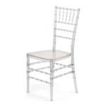 Wholesale Clear RESIN CHIAVARI Chivari Chairs, Resin Cheap Chiavari Chivari Chairs, Stacking Resin Chiavari Chairs