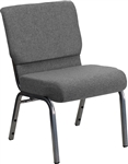 Gray -church chair, discount church chairs, comfort church chairs, church chairs less,