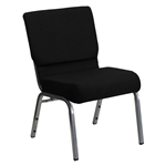 "<SPAN style=""FONT- WEIGHT:bold; FONT-SIZE: 11pt; COLOR:#008000; FONT-STYLE:"">Black 18.5"" Church Chair-Discount Prices<SPAN>"