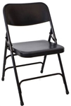 Wholesale Prices Metal Black Folding Chairs