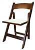 Fruitwood Wood Folding Chairs. Wooden Chairs | Indiana Wholesale Chairs | Hotel Wedding Wooden Chairs